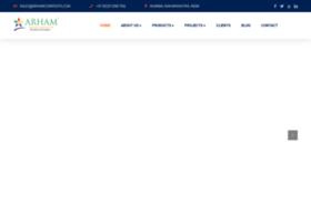 arhamcomposite.com