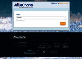 arhuscharter-webbooking.tourpaq.com