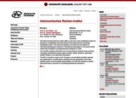 ari.uni-heidelberg.de