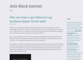 ariablackjournal.irwomen.net