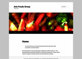 ariafoodsgroup.wordpress.com
