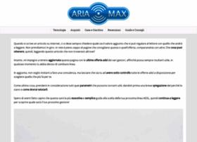 ariamax.it