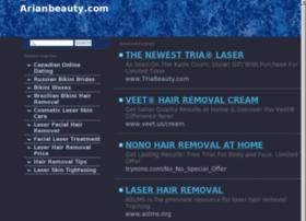 arianbeauty.com