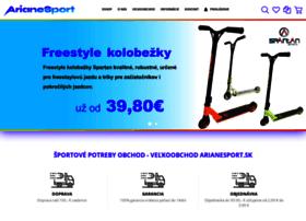 arianesport.sk