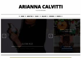 ariannacalvitti.com
