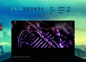 ariasounds.com