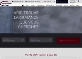 aric-assurances.fr