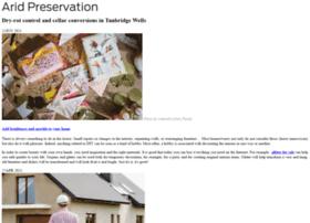 aridpreservation.co.uk