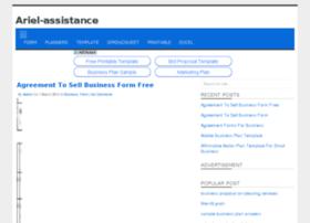 ariel-assistance.com
