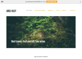 arielkileyyoga.com