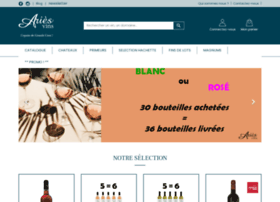 aries-vins.com