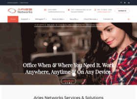 ariesnetworks.co.uk