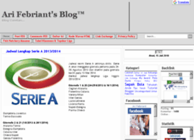 arifebri.blogspot.com
