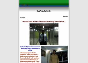 arifinfotech.com