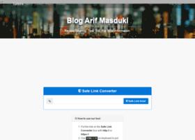 arifmasduki.blogspot.com