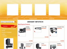 arihandinfotech.tradeindia.com