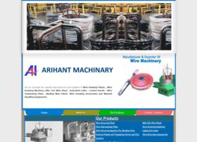 arihantmachines.com