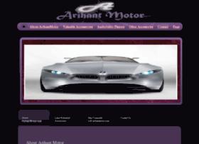 arihantmotor.com