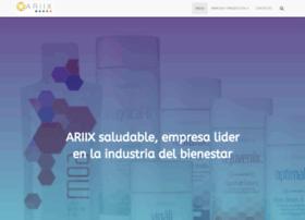 ariixsalud.com