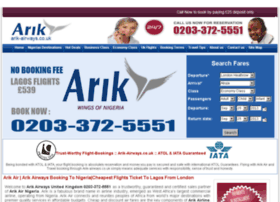 arik-airways.co.uk