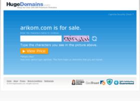 arikom.com
