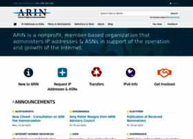 arin.net