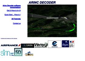 arincdecoder.fr