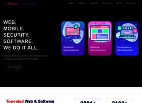 arinesolutions.com