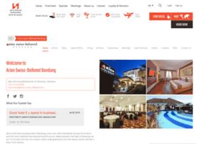 arion-swiss-belhotel.com