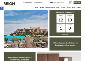 arionhotel.gr