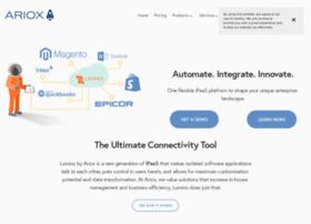 ariox.com