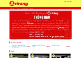 arirang.com.vn