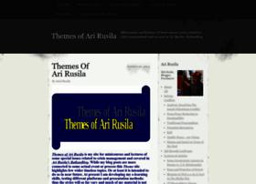 arirusilathemes.wordpress.com