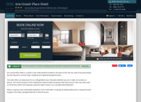 aris-grand-place.hotel-rez.com