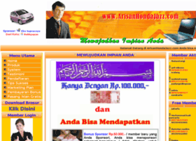 arisanhondajazz.com