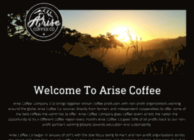 arisecoffee.spacecrafted.com