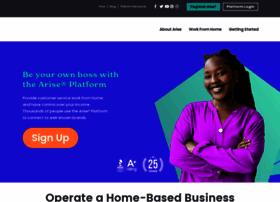 ariseworkfromhome.com