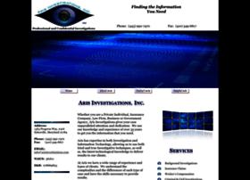 arisinvestigations.com