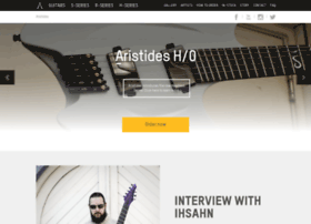 aristidesinstruments.com