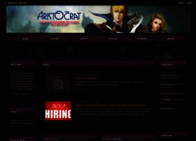 aristocrat.shivtr.com