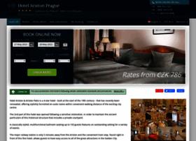 ariston-prague.hotel-rez.com