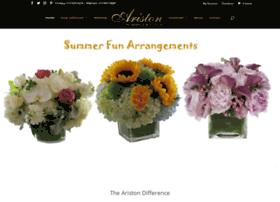 aristonflowers.com