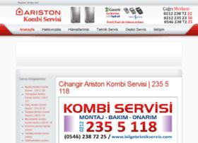 aristonkombiservisin.com