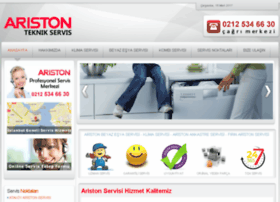aristonteknikservis.com