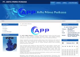 aritaprimaperkasa.com