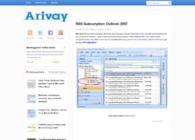 arivay.blogspot.com