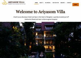 ariyasom.com