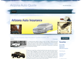 arizona-auto-quote.weebly.com