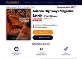 arizona-highways-magazine.com-sub.biz