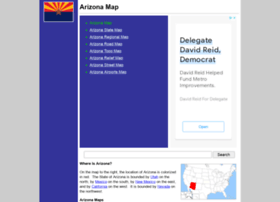arizona-map.org